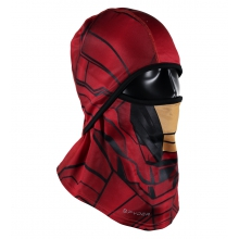 Men's Marvel T-Hot Pivot Balaclava by Spyder in Truckee Ca