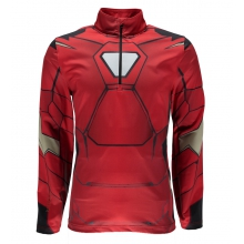 Men's Marvel Tech 1/4 Zip Top by Spyder