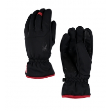 Men's Microburst Windstopper Ski Glove by Spyder