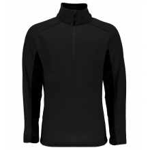 Men's Outbound Half Zip Mid Wt Stryke Jacket by Spyder in Glenwood Springs CO