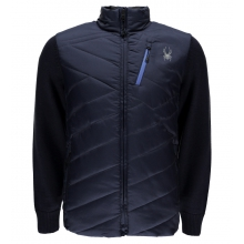 Men's Ouzo Hybrid Sweater by Spyder