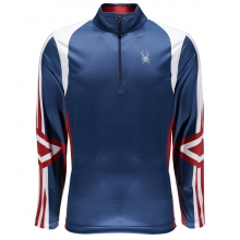 Men's Rad Pad 1/2 Zip T-Neck by Spyder