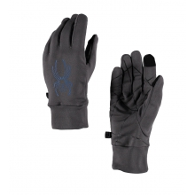 Men's Stretch Fleece Conduct Glove by Spyder