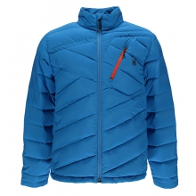 Men's Syrround Full Zip Down Jacket by Spyder