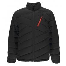 Men's Syrround Full Zip Down Jacket by Spyder