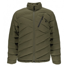 Men's Syrround Full Zip Down Jacket by Spyder in Edmonton Ab