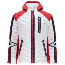 Men's Vintage Hoody Synthetic Down Jacket by Spyder