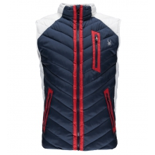 Men's Vintage Synthetic Down Vest by Spyder