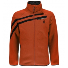 Men's Wengen Full Zip Mid Wt Stryke Jacket by Spyder