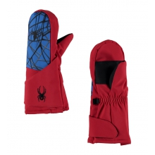 Mini Marvel Overweb Ski Mitten by Spyder