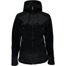 Women's Bandita Full Zip Hoody Lt Wt Stryke Jacket by Spyder