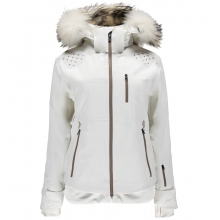 Women's Diabla Real Fur Jacket by Spyder