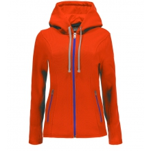 Women's Endure Hoody Mid Wt Stryke Jacket by Spyder in Edmonton Ab