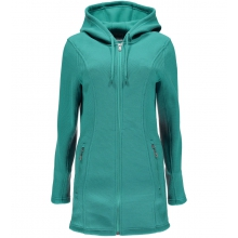 Women's Endure Long Full Zip Mid Wt Stryke Jacket by Spyder