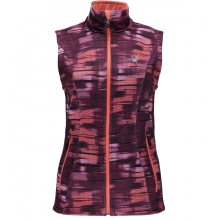 Women's Endure Novelty Mid Wt Stryke Vest by Spyder