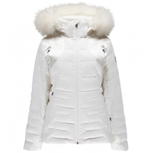Women's Falline Faux Fur Down Jacket by Spyder
