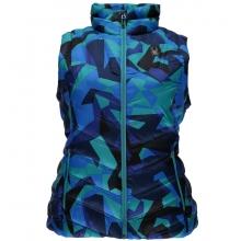 Women's Geared Synthetic Down Vest by Spyder in Mesa Az