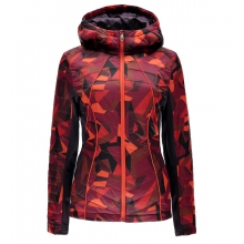 Women's Glissade Hoody Insulator Jacket by Spyder