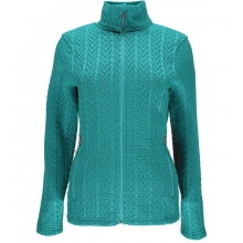Women's Major Cable Stryke Jacket by Spyder in Glenwood Springs CO