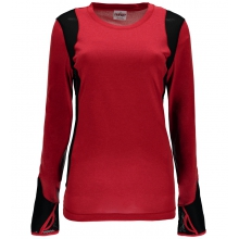 Women's Rebound L/S Tech T-Shirt by Spyder