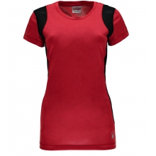 Women's Rebound S/S Tech T-Shirt by Spyder