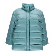 Women's Solitude Crop Down Jacket by Spyder