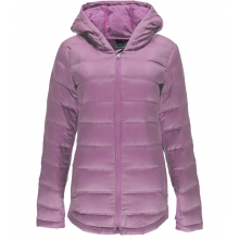 Women's Solitude Hoody Down Jacket by Spyder