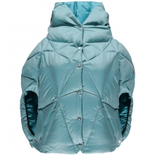 Women's Solitude Poncho Down Jacket by Spyder