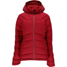 Women's Syrround Hoody Down Jacket by Spyder