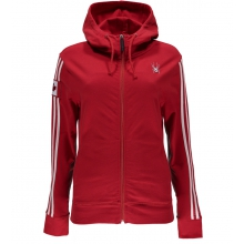 Women's Vintage Fleece Full Zip Hoody by Spyder