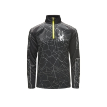 Boys' Limitless Challenger Zip T-Neck by Spyder