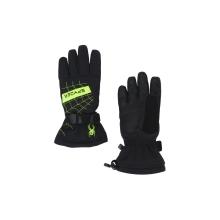 Boys' Overweb Ski Glove by Spyder in Delray Beach Fl
