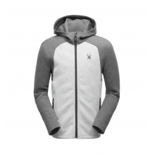 Men's Chance Hoody Fleece Jacket by Spyder in Avon Ct