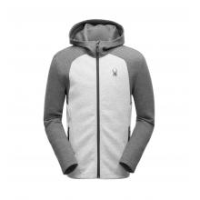 Men's Chance Hoody Fleece Jacket by Spyder in Edmonton Ab