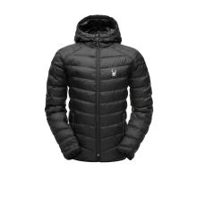 Men's Geared Hoody Synth Down Jacket