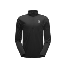 Men's Limitless Solid Zip T-Neck by Spyder in South Lake Tahoe Ca