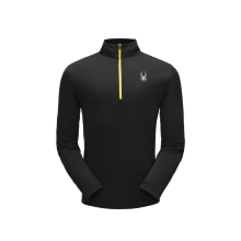 Men's Limitless Solid Zip T-Neck by Spyder in Avon Ct