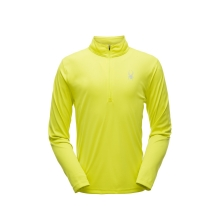 Men's Limitless Solid Zip T-Neck by Spyder in Avon CO