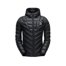 Men's Syrround Hybrid Hoody Jacket by Spyder in Avon Ct