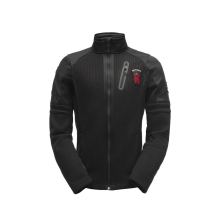 Men's Wengen Fz Stryke Jacket by Spyder in Avon CO