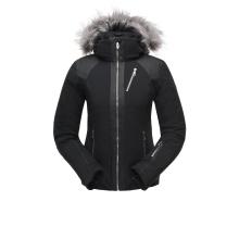 Women's Amour Faux Fur Jacket by Spyder in Glenwood Springs CO