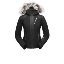Women's Amour Real Fur Jacket by Spyder in Avon Ct