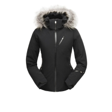 Women's Geneva Faux Fur Jacket by Spyder