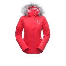 Women's Meribel Faux Fur Jacket by Spyder in Mesa Az
