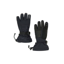 Boys' Overweb Ski Glove by Spyder in Aurora CO