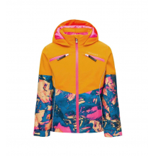 Girls' Conquer Jacket by Spyder in Kelowna Bc
