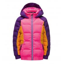 Little Girls' Atlas Synthetic Down Jacket by Spyder in Avon Co