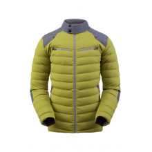 Men's Alpine Stretch Down Jacket by Spyder