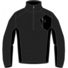 Men's Bandit Half Zip Fleece Jacket by Spyder in Mesa AZ