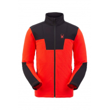Men's Basin Full Zip Fleece Jacket by Spyder in Kelowna Bc